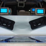 back seat car tv, in video, mobile car video systems, back seat video, audio, sound, mobile car gaming, portable video system, car video, video installations,mobile video, car video installation